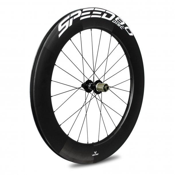 Veltec SPEED 8.0 Disc Brake Rear White