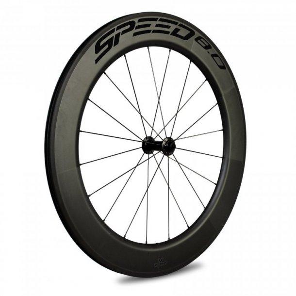 Veltec SPEED 8.0 Rim Brake Front QR Black